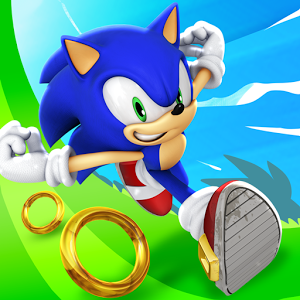 Sonic Dash v3.7.4.Go (Mod Money/Unlock/Ads-Free)